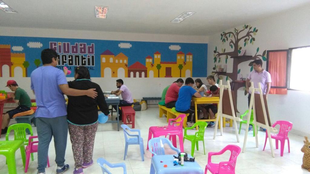 La Ludoteca infantil, un lugar para la recreación