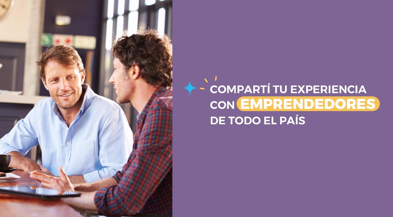 Inscriben en Salta a mentores con ganas de potenciar el desarrollo de emprendedores locales