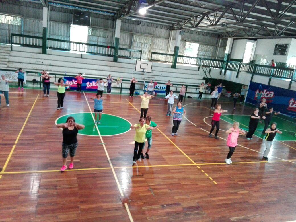 """""""Adultos Activos"""", la nueva propuesta deportiva para los mayores"""
