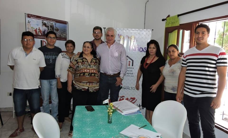 """La Fundación delALTO y la Cooperadora Asistencial implementan la """"Red Ángel de la Guarda"""","""
