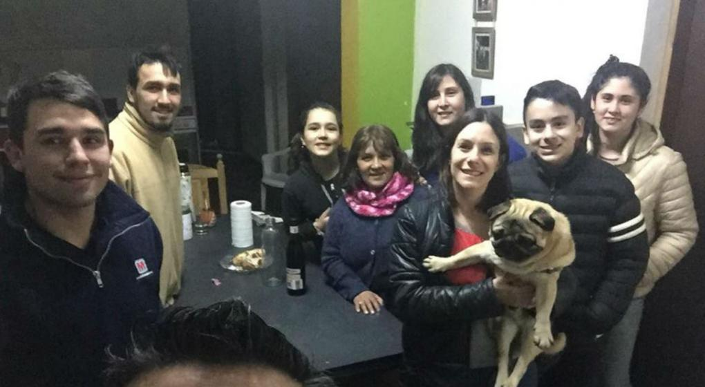 Encontraron después de 15 meses a Fermín, el perro ayudante terapéutico de un niño
