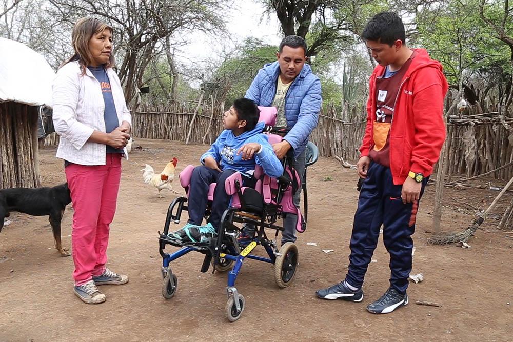 Primera Infancia implementa Tecnología Asistiva para niños con discapacidad