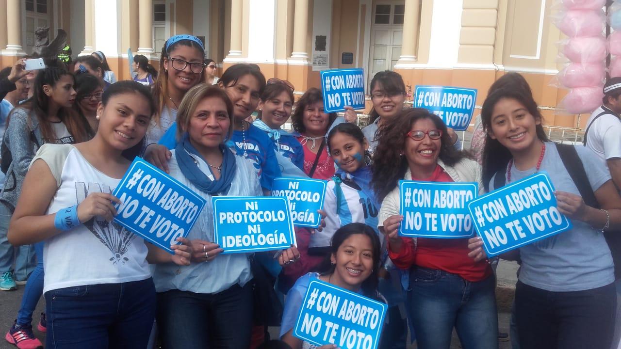 Marcha por la Vida Argentina 2019 convoca más de 2 millones de personas