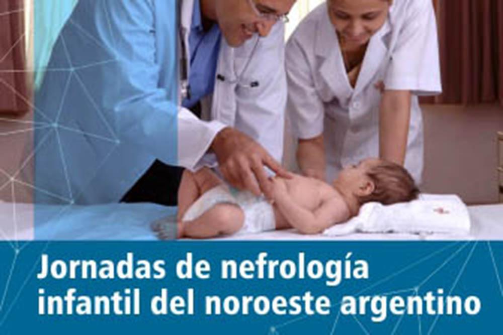 Jornadas regionales de Nefrología Infantil en el hospital Materno Infantil