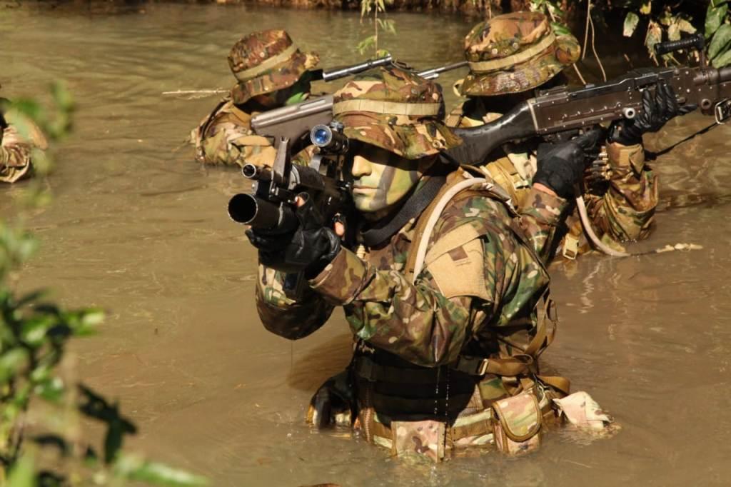 Inscriben para ingresar al Ejército Argentino