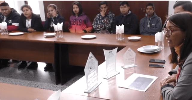 Reconocimiento internacional a proyectos elaborados por alumnos de Guachipas