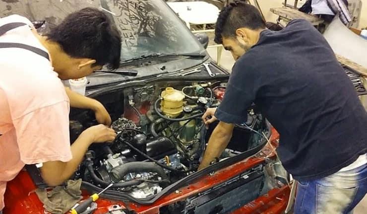 En el CIC de Solidaridad ofrecen un curso de electricidad del automotor y camiones
