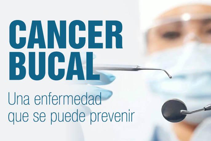 Campaña Provincial contra el Cáncer Bucal