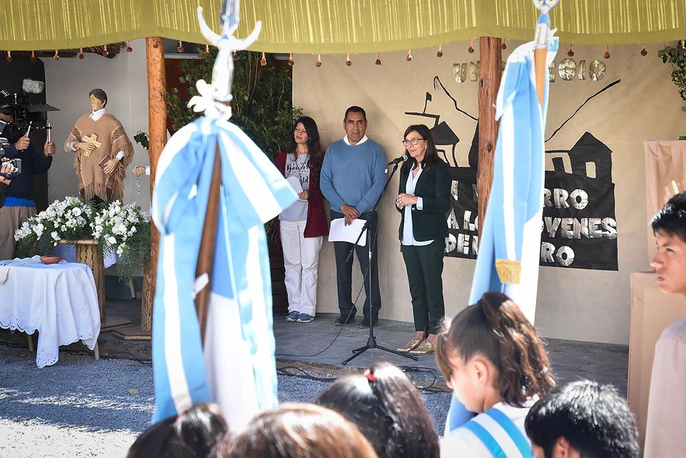 El Arfarcito celebró el 10° aniversario del colegio secundario