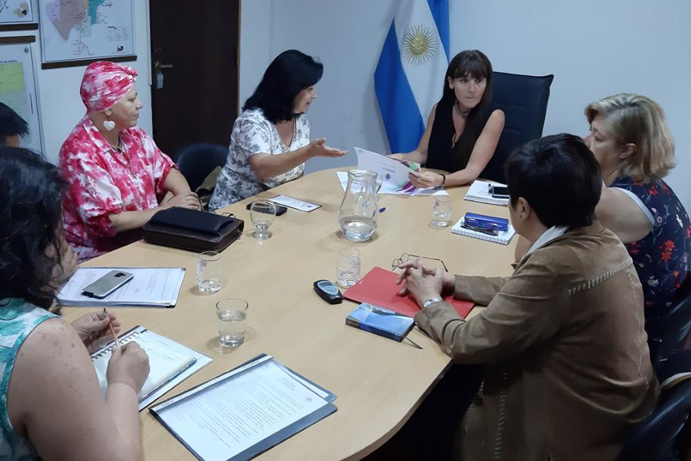 Desarrollo Social planifica articular proyectos con el tercer sector