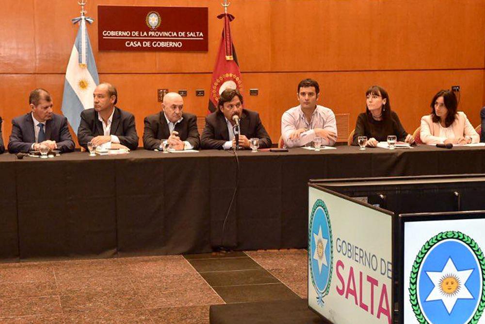 El Gobierno declaró la emergencia sociosanitaria en los departamentos Orán, San Martín y Rivadavia