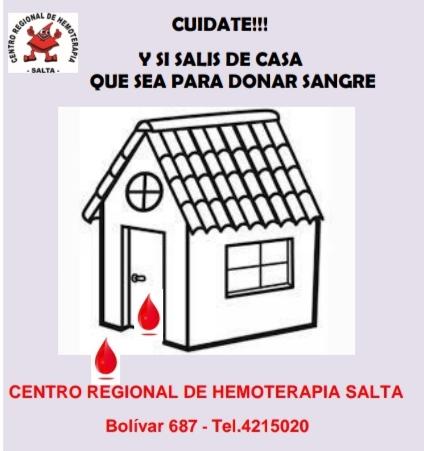 Solicitan a la población sana no dejar de donar sangre