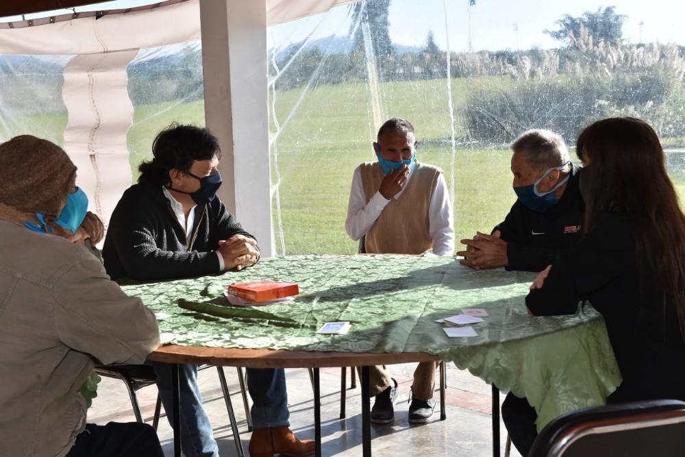 Nuevo albergue para adultos mayores en el Colegio de Magistrados y Funcionarios de Salta