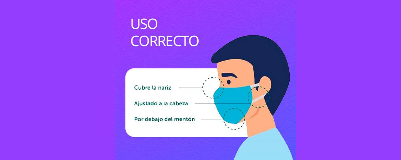 Medidas de prevención frente a la pandemia COVID-19