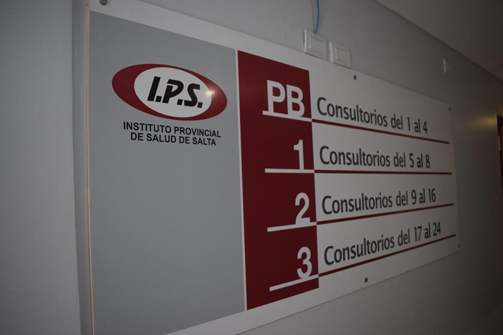 Los consultorios del IPS atienden con turnos programados por teléfono