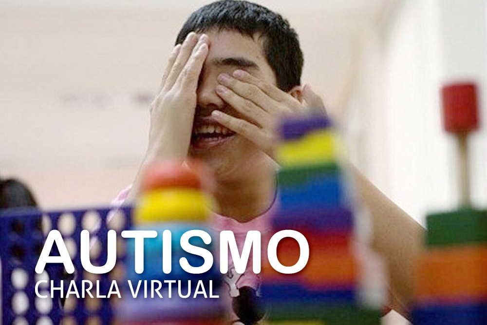 Charla virtual del hospital Materno Infantil sobre autismo en la pandemia