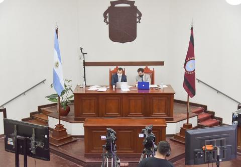 A horas 9.30 se realiza nueva Sesión Ordinaria