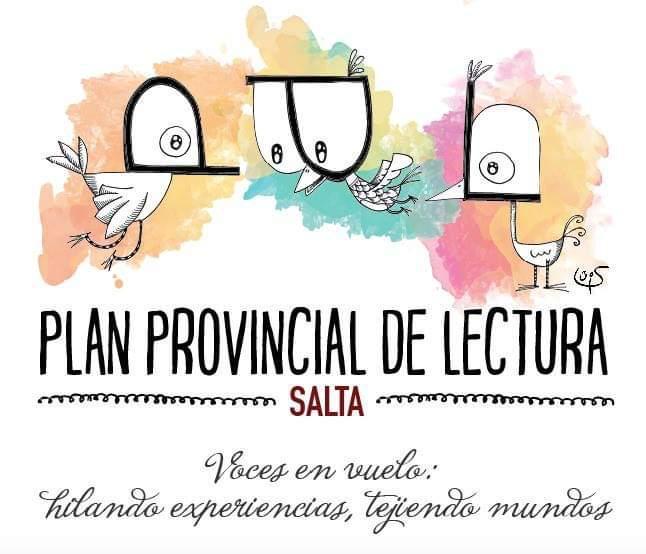 Incentivan la lectura en voz alta en todo el territorio de la provincia de Salta