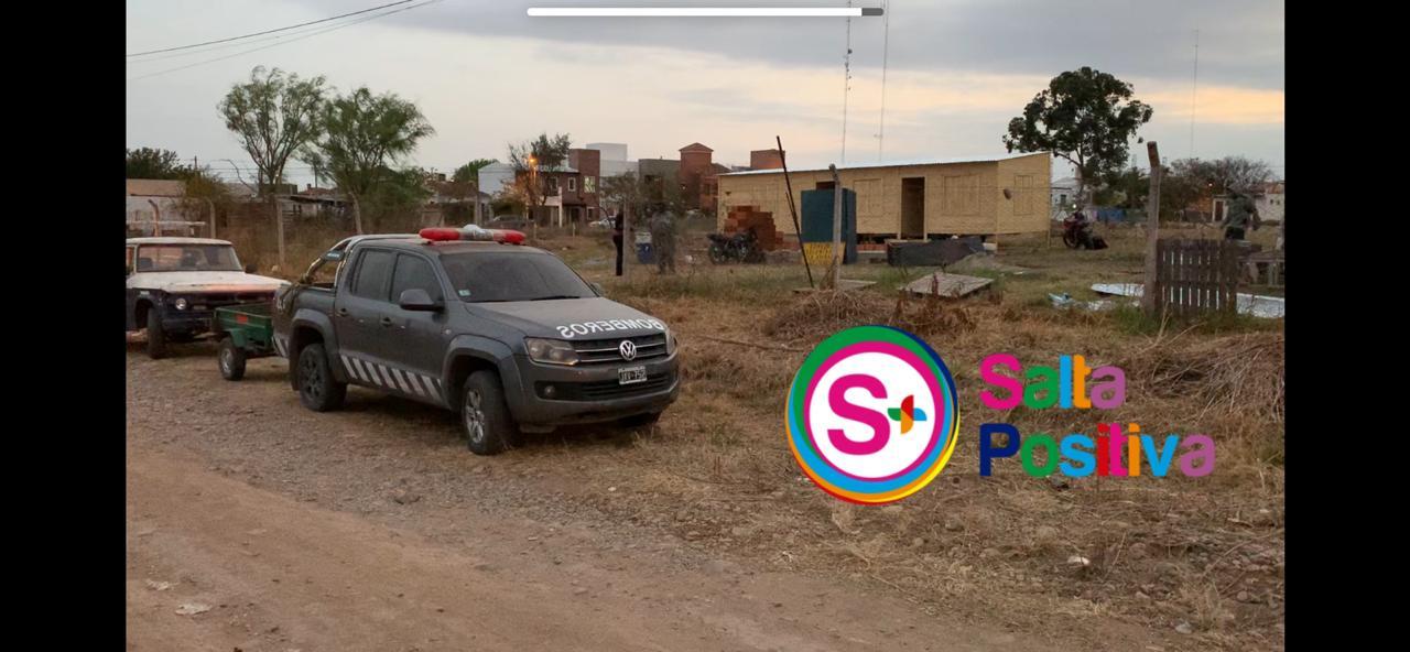 Bomberos Voluntarios Brigada Solidaria tiene una nueva base operativa