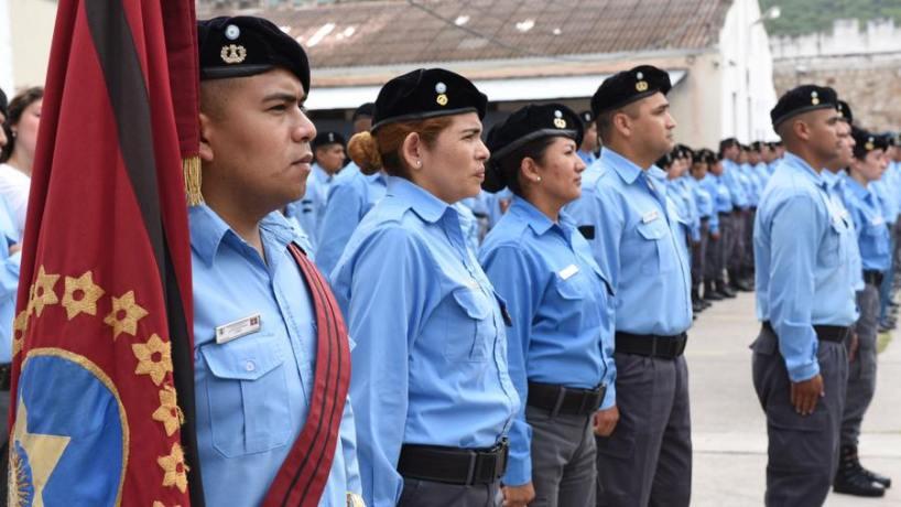 Inscriben a aspirantes a Cadetes del Servicio Penitenciario de Salta