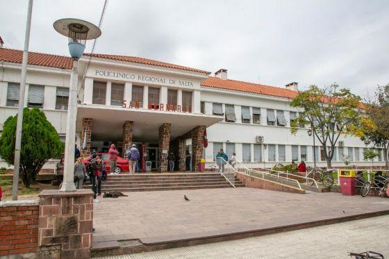 Se retoma la atención en consultorios externos del hospital San Bernardo