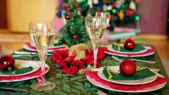 Recomendaciones saludables para las cenas de fin de año