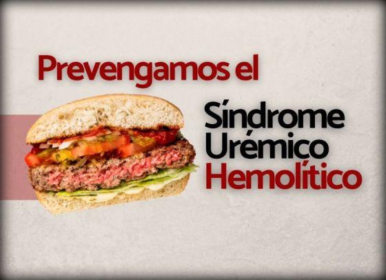 Recomiendan adoptar medidas de prevención del síndrome urémico hemolítico