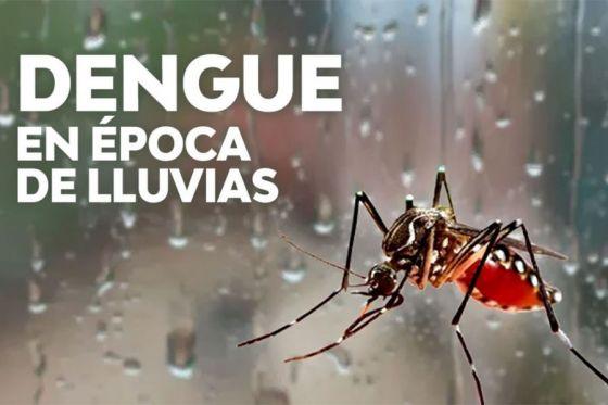 Pautas para prevenir el dengue, zika y chikungunya durante el periodo de lluvias