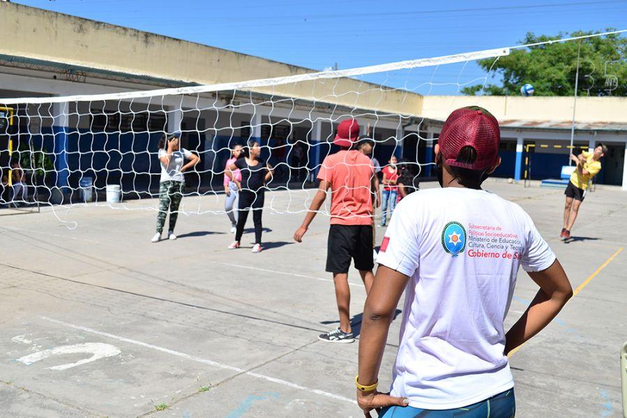 Puentes de Verano, el programa que fortalece el vínculo de los chicos con la escuela
