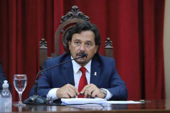 Mensaje del gobernador Gustavo Sáenz ante la 123° Asamblea Legislativa