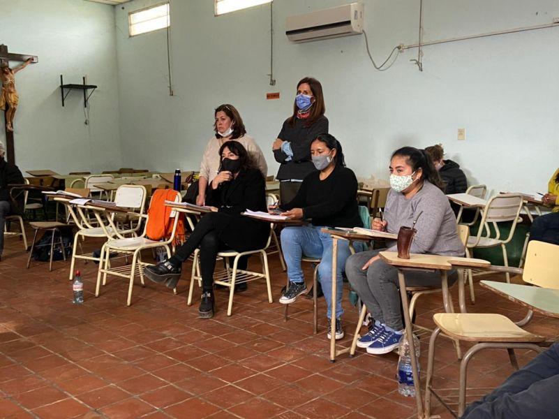 Gobierno y organizaciones de la sociedad civil coordinan acciones para Santa Victoria Este