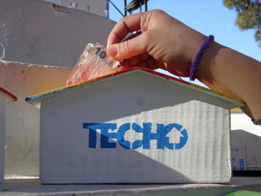 Este fin de semana se realiza la colecta de Techo