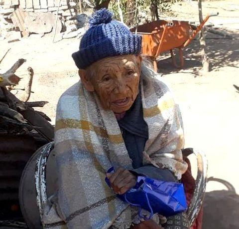 SALTA: Anastasia Chocobar cumplió 101 años y lo festejó en su casita de Ampascachi