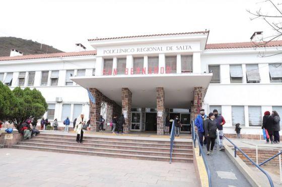 El hospital San Bernardo cumple 61 años