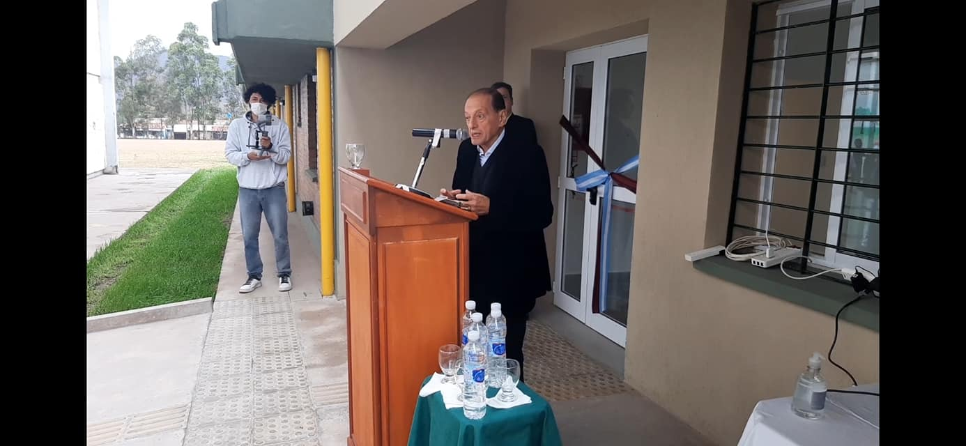 La Universidad Nacional de Salta inauguró un edificio destinado a residencia estudiantil