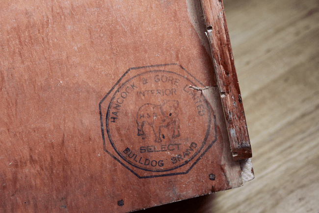 Hancock & Gore stamp