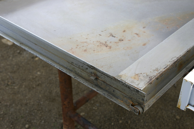 drawer rust