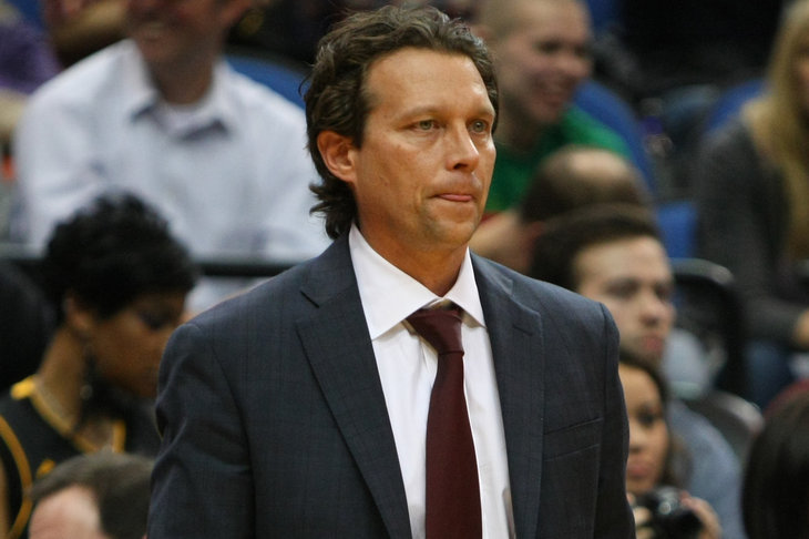 Coaching Profile Quin Snyder Salt City Hoops