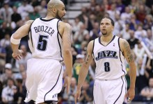 Thinking Out Loud: Where do the Jazz go from here?
