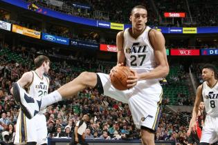 Utah Jazz First Trimester Awards
