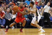 The Triple Team: Three Thoughts on Jazz vs. Raptors 12/3/2014
