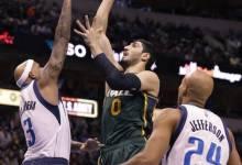 The Triple Team: Three Thoughts on Jazz @ Mavericks 2/11/15