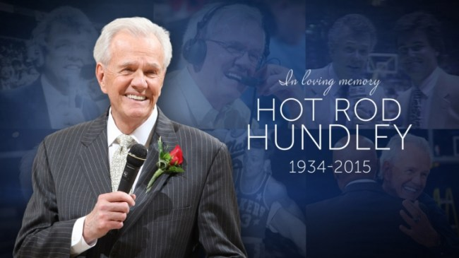 While not related to Utah's loss to Denver, most thoughts were focused on the passing of the legendary Hot Rod Hundley.