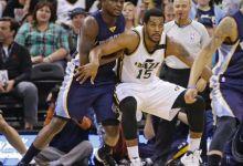 The Triple Team: Three Thoughts on Utah Jazz vs. Memphis Grizzlies 4/10/2015