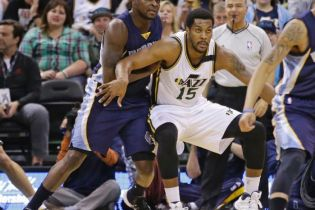 The Triple Team: Three Thoughts on Utah Jazz vs. Memphis Grizzlies 4/10/2015