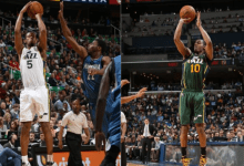 The Most Interesting Jazz Training Camp Duels
