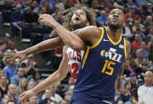Jazz Thankful for 30-Point Blowout of Bulls