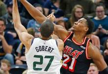 Inept Offense Costs Utah Fourth Straight Loss, 74 – 84 to Heat