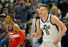 Jazz Dominate Wall-less Wizards by 47