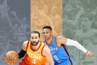 Recurring Rivalries of Yesteryear Suggest Jazz, Thunder Just Getting Started